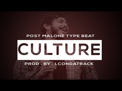"""[FREE]  Post Malone x Chance the rapper   Type Beat 2017 - """"Culture""""  Rnb/Trap Instrumental 2017"""