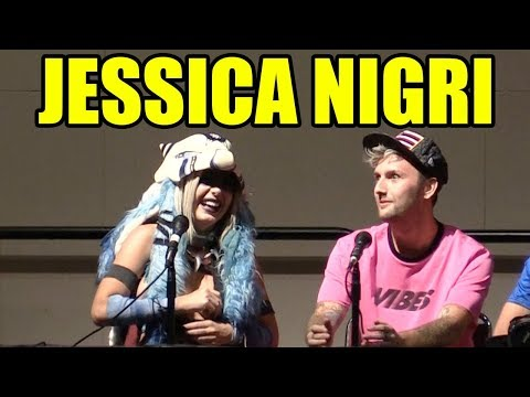 Jessica Nigri Cosplay TIPS and Q&A - COMIC CON