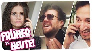 Früher vs. Heute - YouTube | Joyce ft. Luke Mockridge & Julez