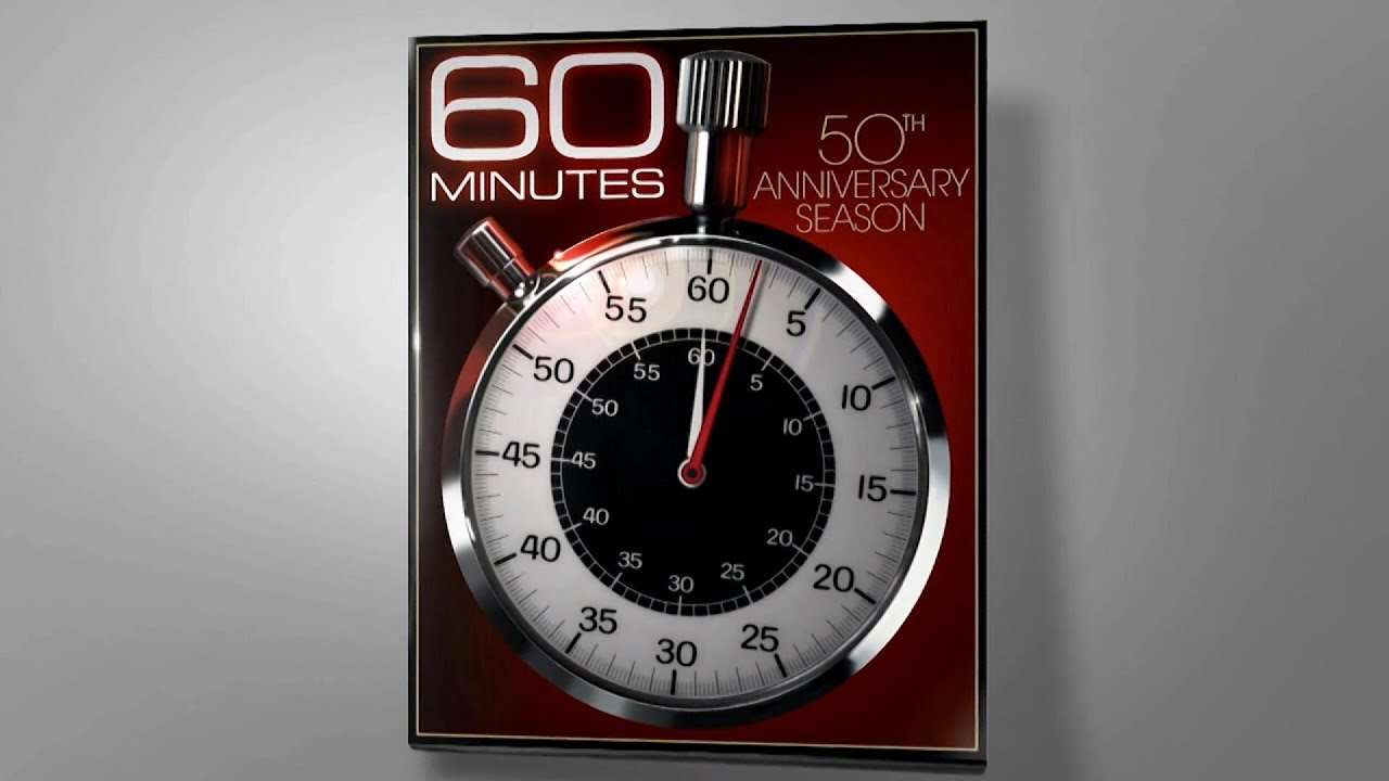 60 Minutes 50th Anniversary Youtube