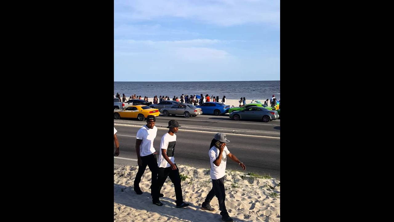 Black Beach Spring Break Biloxi Ms 2016 Youtube