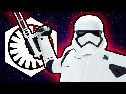 All The First Order Stormtrooper Types in Star Wars