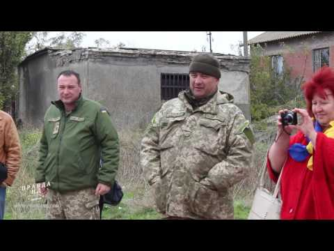 Зустріч танкового батальону