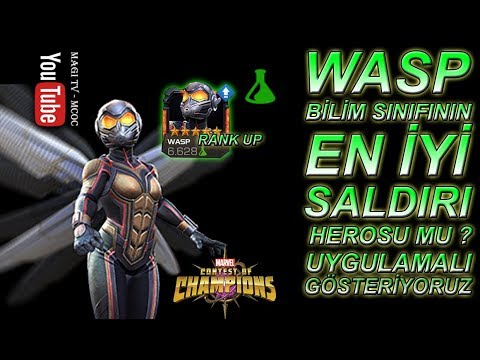 Mcoc Best Science Champs 2020 5 STAR INVISIBLE WOMAN ARENA MCOC LIVE   YouTube