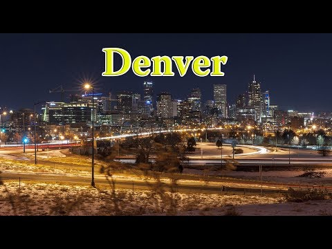 Top 10 reasons to move to Denver, Colorado. This is a great craft beer town.