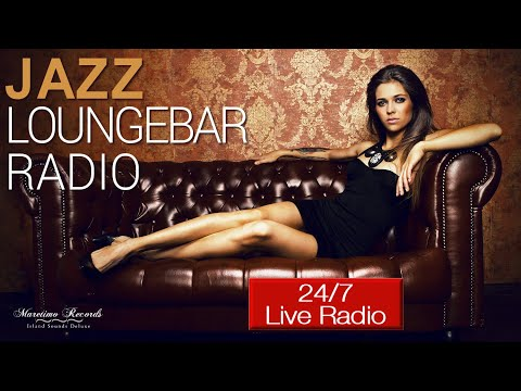 Jazz Loungebar Radio, 24/7 live radio, smooth jazz to relax