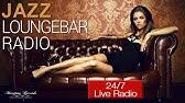 🔴 Jazz Loungebar Radio, smooth jazz background music to relax, lounge music radio, smooth jazz radio