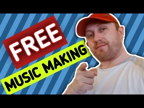 Recommended Free Music Making Software For PC | Music Production