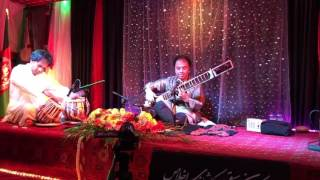 Download Ustad Irshad Khan (Sitar) Ustad Shahbaz Hussain (Tabla) at The Music Room.  A Preview... MP3 song and Music Video