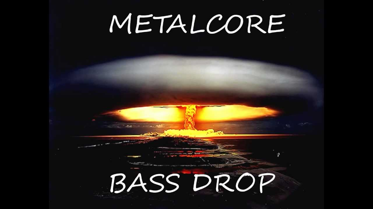 Metalcore BASS DROP Sample - Useful for breakdowns - YouTube