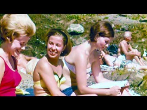 Sommer- Oslo fra morgen til kveld, 1966