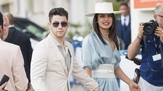 Cannes 2019 l Priyanka Chopra and Nick Jonas at Red Carpet of #Cannes 2019 l *Exclusive Video*