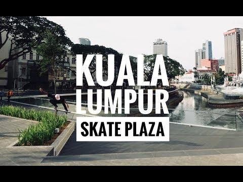 Kuala Lumpur NEW Skate Plaza