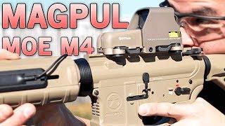 Magpul Full Metal Moe 11.5 Cqb M4 - Almost Complete Magpul Furniture |  Airsoft Gi