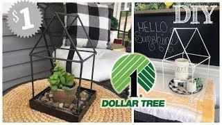 DIY Dollar Tree Farmhouse Decor | ONLY $1.00!!!