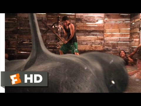 2-Headed Shark Attack (8/10) Movie CLIP - What Are We Gonna Do Now?! (2012) HD