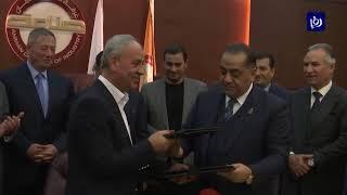 الأردن والعراق يعلنان بدء إعفاء السلع من الرسوم الجمركية - (23-2-2019)