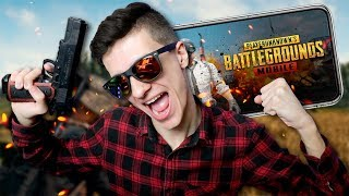 PUBG Mobile - ВЗЯЛ ТОП 1! Мобильный Battlegrounds!