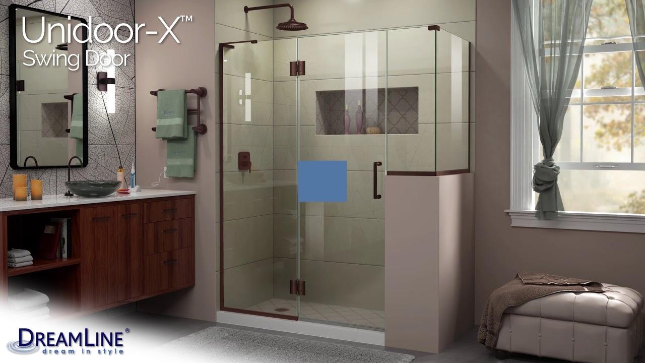 DreamLine Lookbook | Shower Doors, Tub Doors, Shower Enclosures ...