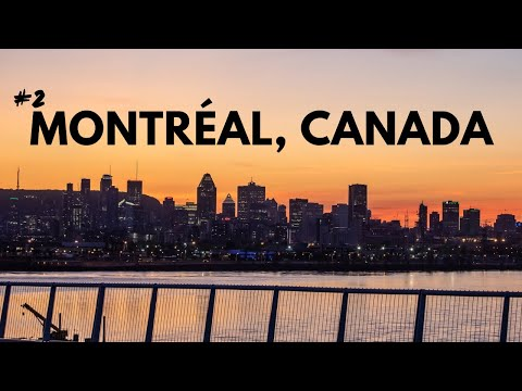 You Seriously Need To Visit Montreal🇨🇦