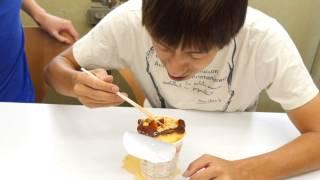 #357 カップヌードルプリン その1(cup Noodle Pudding 1)