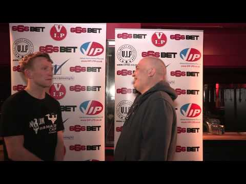 Tom Farrell - Post Fight Interview, 21st March 2015