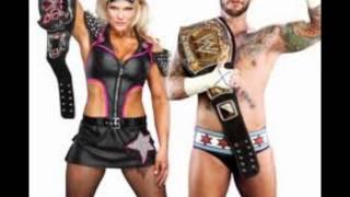 CM Punk Shoots On Women
