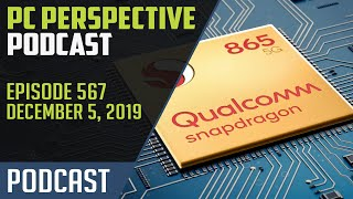 PC Perspective Podcast #567 - Snapdragon 865, EPYC Efficiency