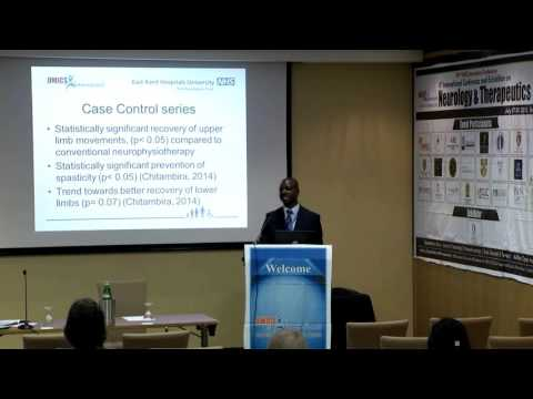 Benjamin Chitambira  | U.K  | Neurology and Therapeutics  2015 | Conferenceseries LLC
