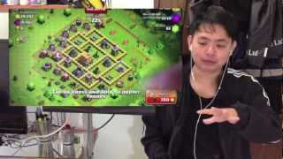 Clash of Clans Part 5 Attack Strategy with Tips