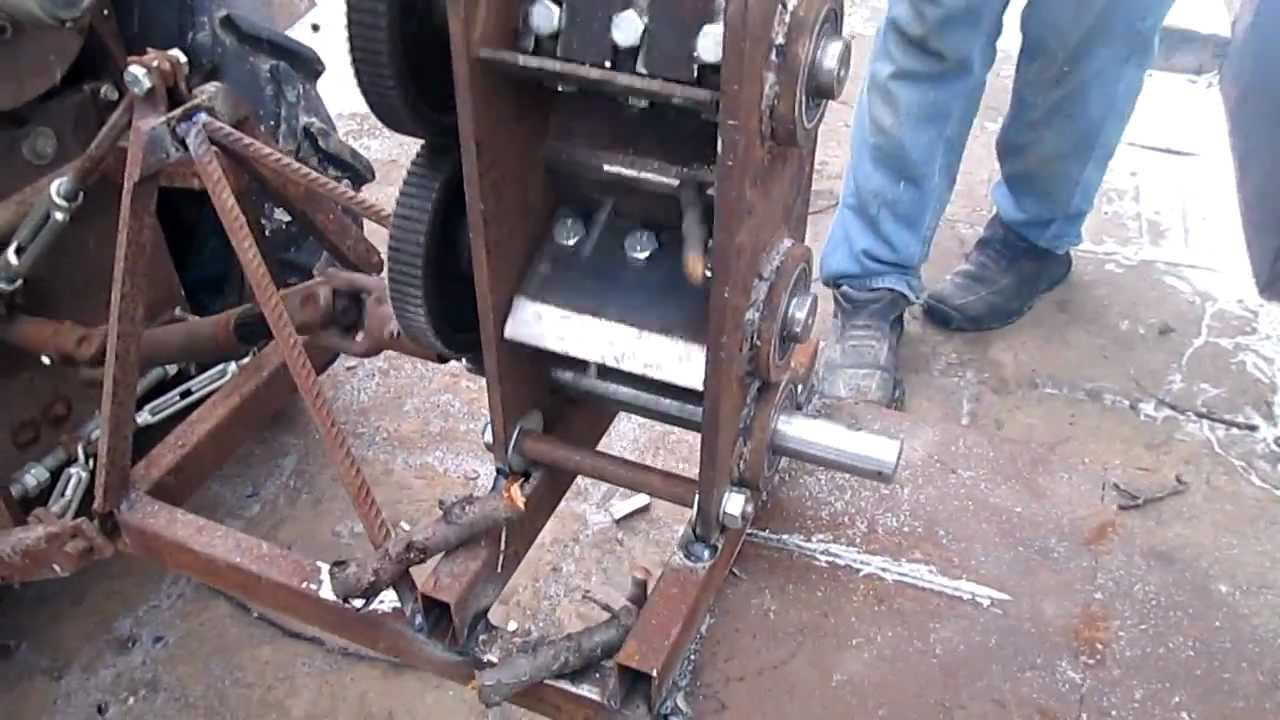 Дробилка к трактору завод горного оборудования в Верхняя Пышма