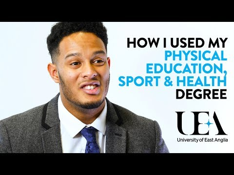 Physical Education, Sport and Health | Graduate Careers | University of East Anglia (UEA)
