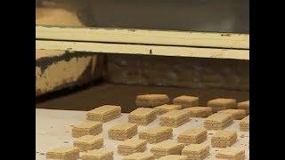 На «Красконе» показали процесс изготовления конфет