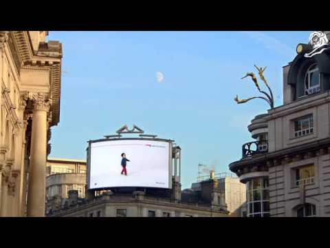 Cannes Direct. GP a The Magic of Flying di OgilvyOne London per British Airways
