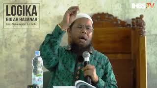 Download Video Bid'ah Hasanah   Ust  Zainal Abidin, Lc, MP3 3GP MP4