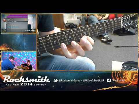 Rocksmith 2014: Basic 12bar blues tutorial