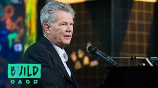 David Foster Sits Down To Talk About