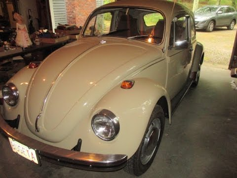 1969 Volkswagen Beetle, Antiques & Collectibles Online Estate Auction