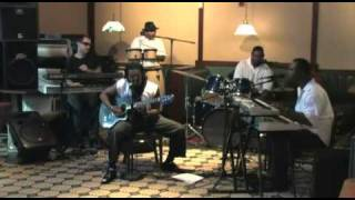 Lets Stay in Love (Black Street) performed LIVE by Partners Jazz band