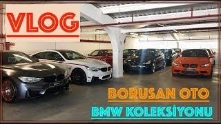 VLOG - İnanılmaz BMW Koleksiyonu - M3, Z8, GTS, DTM !
