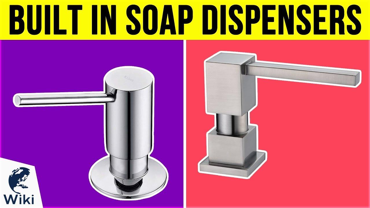 Avola Stainless Steel Soap Dispenser,Oil Rubbed Soap Dispenser for Kitchen Sink