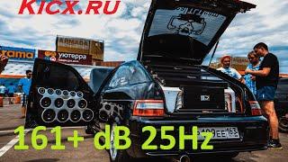 �������� ���� 161+ dB 25Hz Kicx ������