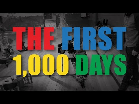 The First 1,000 Days:  Investing In WV Children When It Counts