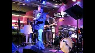 Chris Potter´s Underground in JazzDock (2)