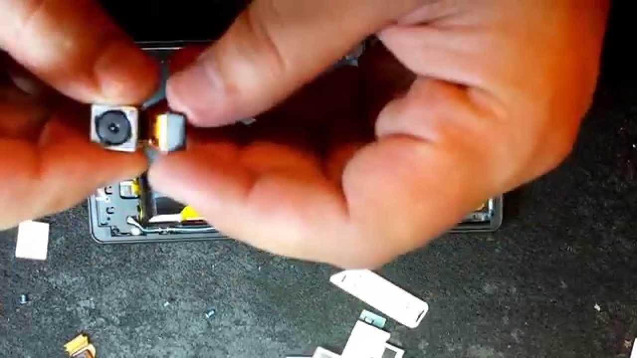 Дисплей Sony Z1 Compact D5503 ремонт. Как разобрать телефон .