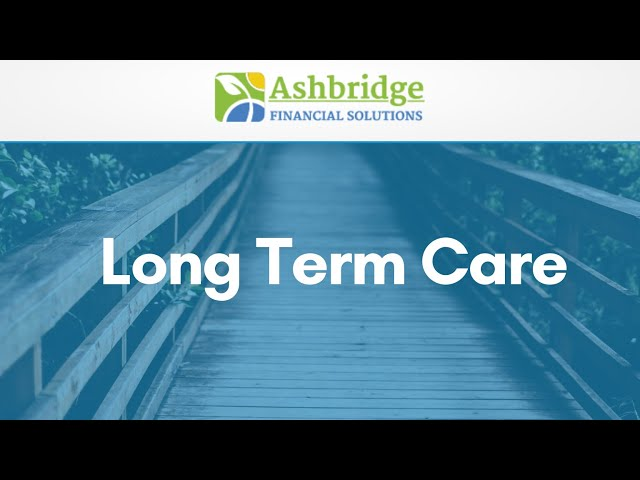 Coffee Break with Debbie Ash - Long Term Care