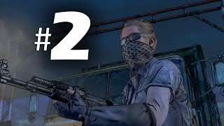 The Walking Dead Season 3 A New Frontier Episode 2 Gameplay Walkthrough Part 2 - Ties That Bind