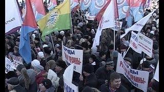 Жители Омской области выступают в поддержку соотечественников на Украине
