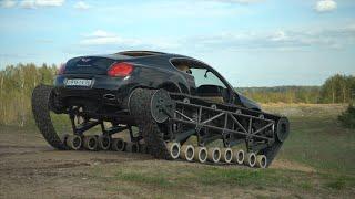 Download Выживаем на Электромобиле. Бэкстэйдж Bentley Ultratank Mp3 and Videos