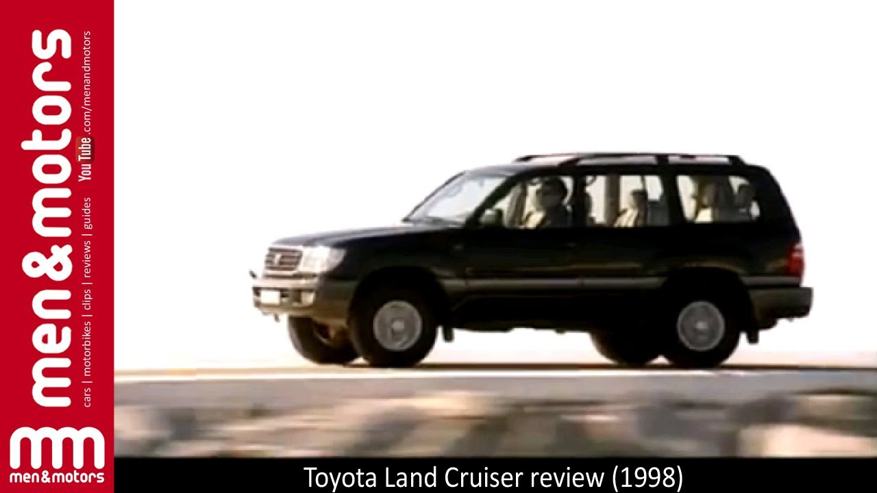 Toyota Land Cruiser Review (1998) - With Richard Hammond